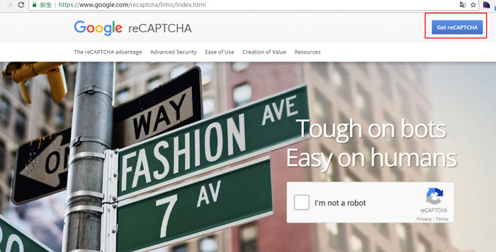 Google验证码工具网站