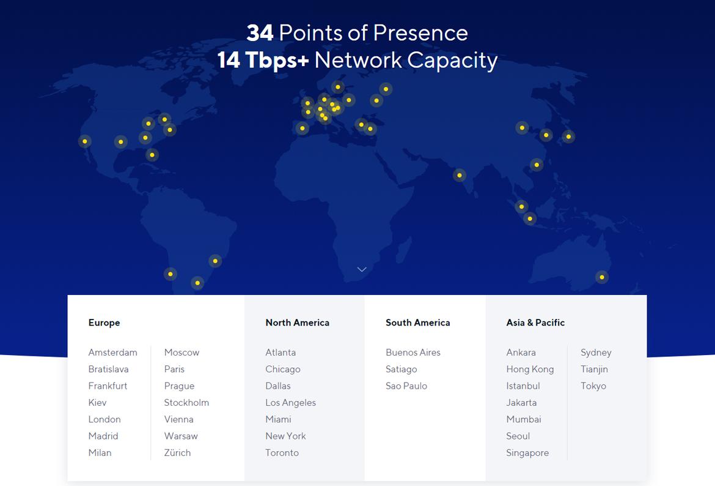 全球cdn网站加速